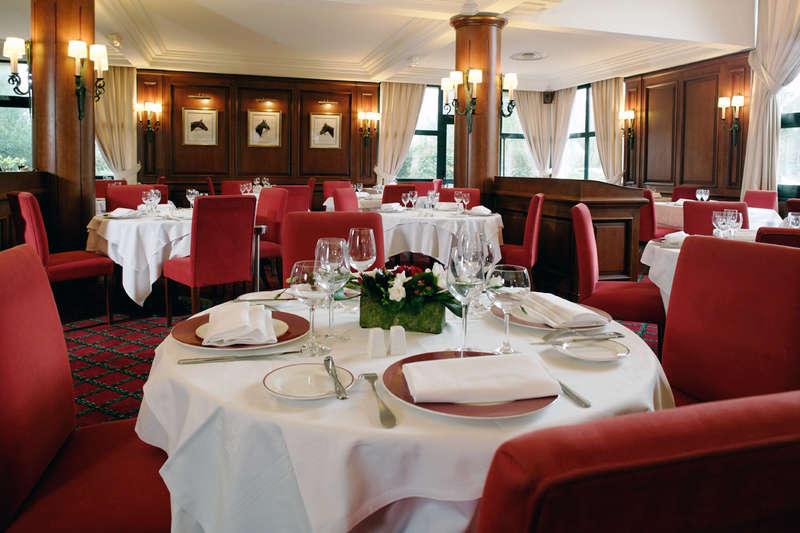 Najeti Hôtel du Parc - Restaurant
