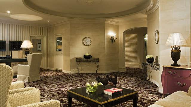 Hotel Chateau Et Spa Grand Barrail - Hall de reception