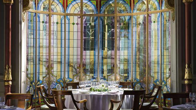 Hotel Chateau Et Spa Grand Barrail - Salon mauresque
