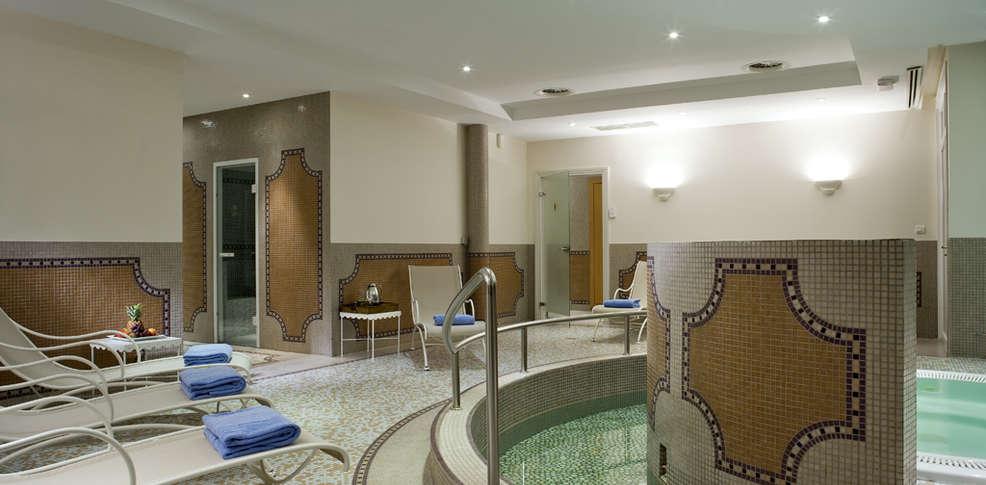 Hotel St Emilion Avec Spa