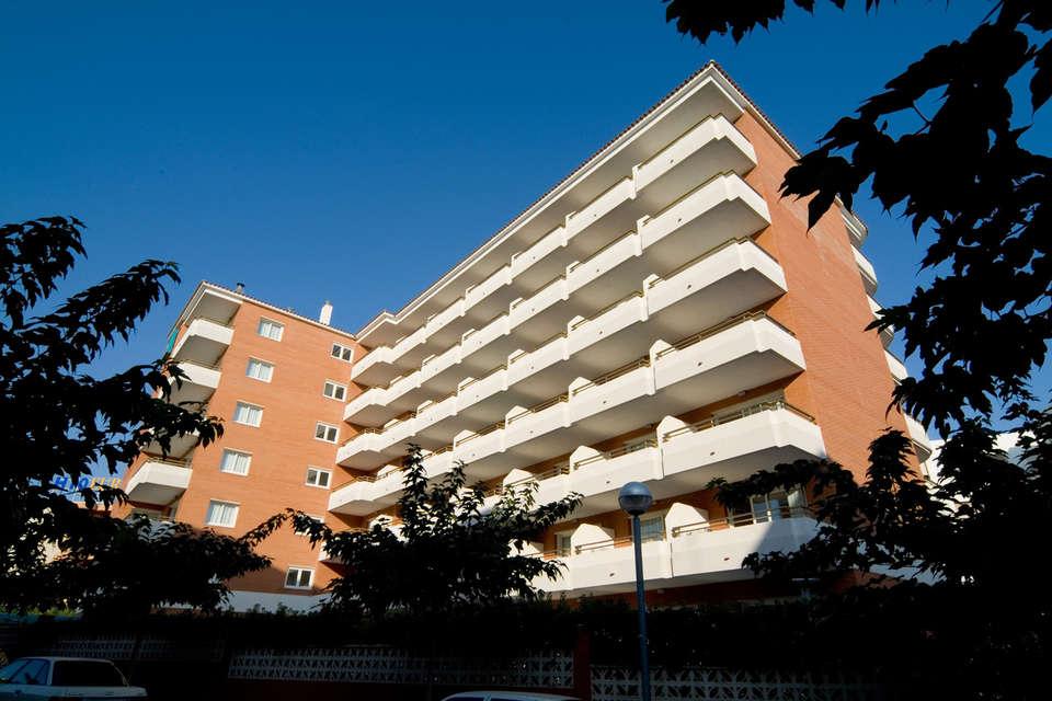 Les Dàlies - Blaumar Apartaments - Façade