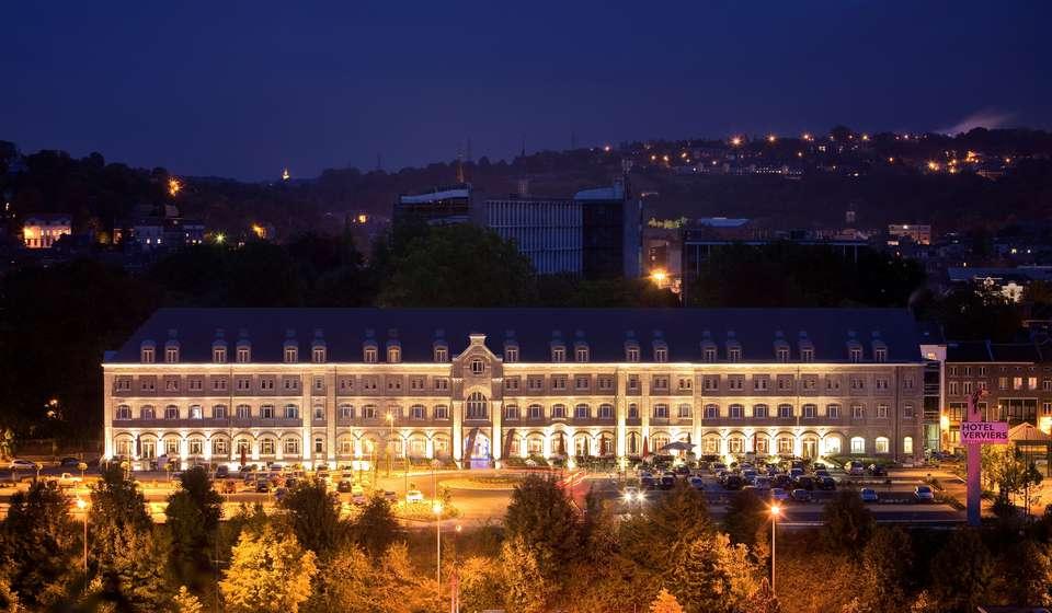 Van der Valk Hotel Verviers - Vue de l'hôtel