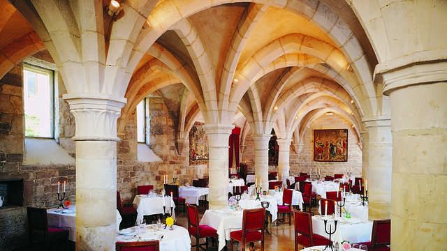 Chateau de Gilly - Restaurant Le Clos Prieur