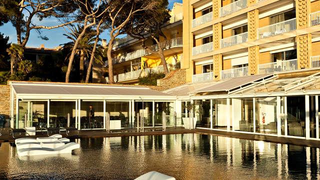 Hotel Ile Rousse Spa by Thalazur - bp-ilerousse-piscine-