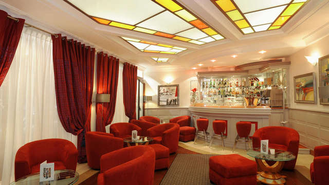 Grand Hotel des Terreaux - Grand Hotel Des Terreaux bar