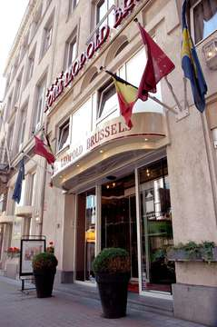 Leopold Hotel Brussel EU - leopold hotel