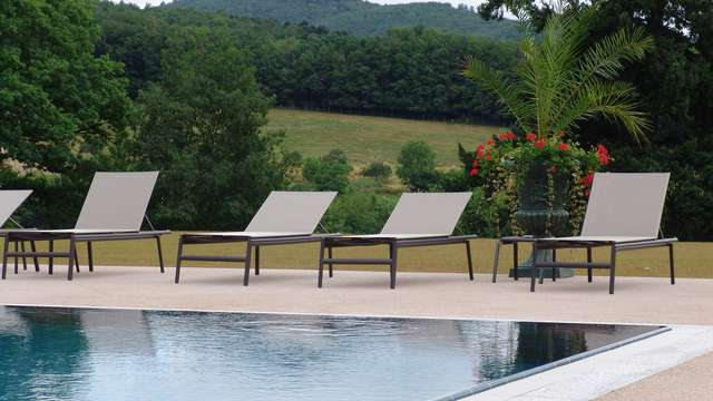 Hotel and Spa Les Violettes