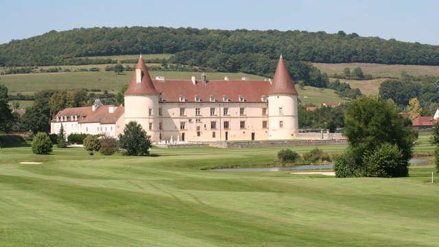 Hotel Golf Chateau de Chailly - Chateau de Chailly - cote trou BD