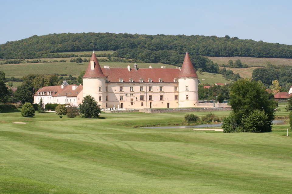 Hôtel Golf Château de Chailly - Façade