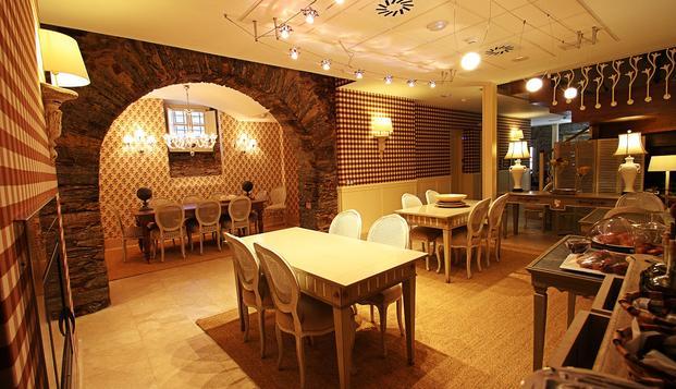 Escapada con cena berciana en entorno natural y hotel 4*