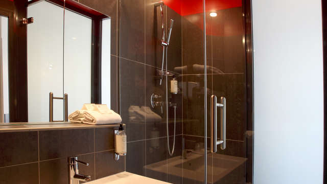 Best Western Grand Hotel Francais - salle de bain Grand Hotel Francais