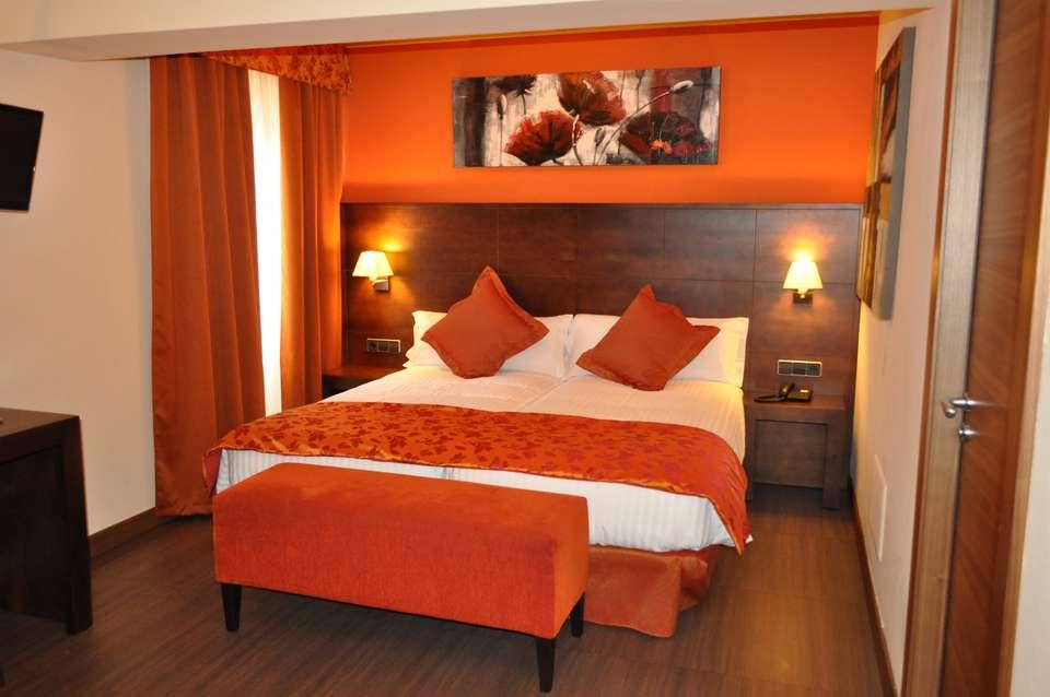 Hotel Solineu - Chambre supérieure