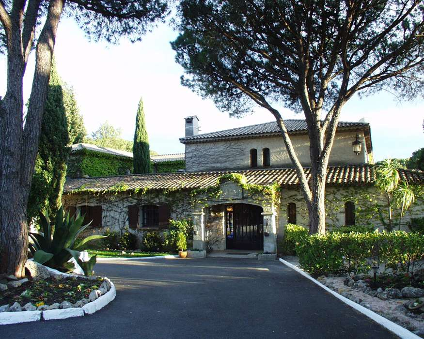 San Pedro Hôtel - Façade