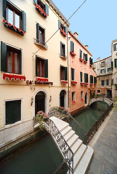 Hotel Ca' dei Conti - Façade