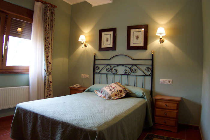 Grupo Hotelero La Pasera - Chambre standard