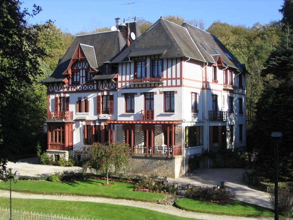 Villa Bois Joli - Façade