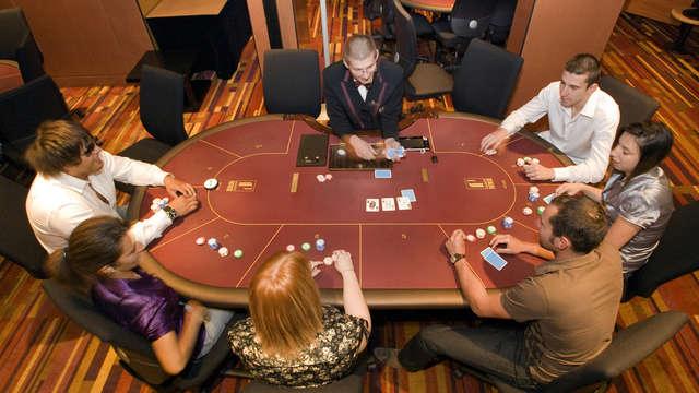 Entrée au Casino