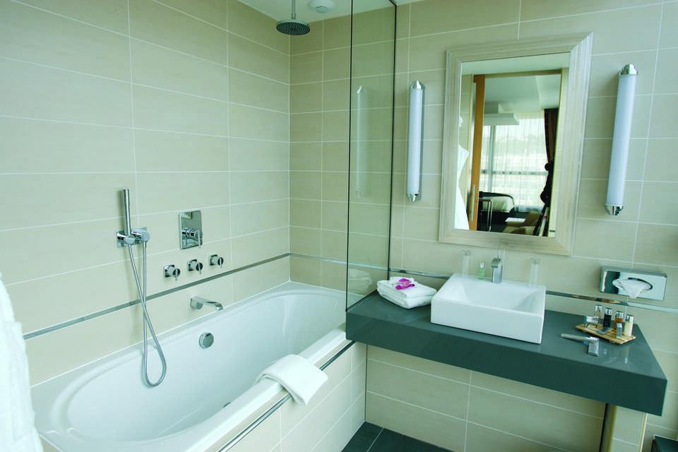 Hôtel Spa Le Pasino - Salle de bain standard