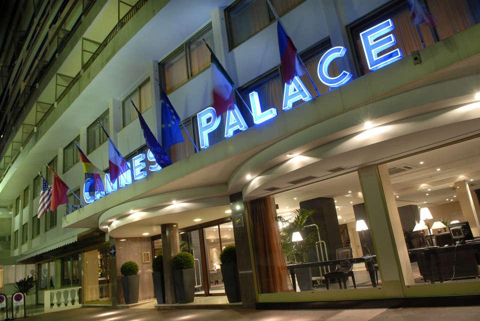 Le Cannes Palace - Façade