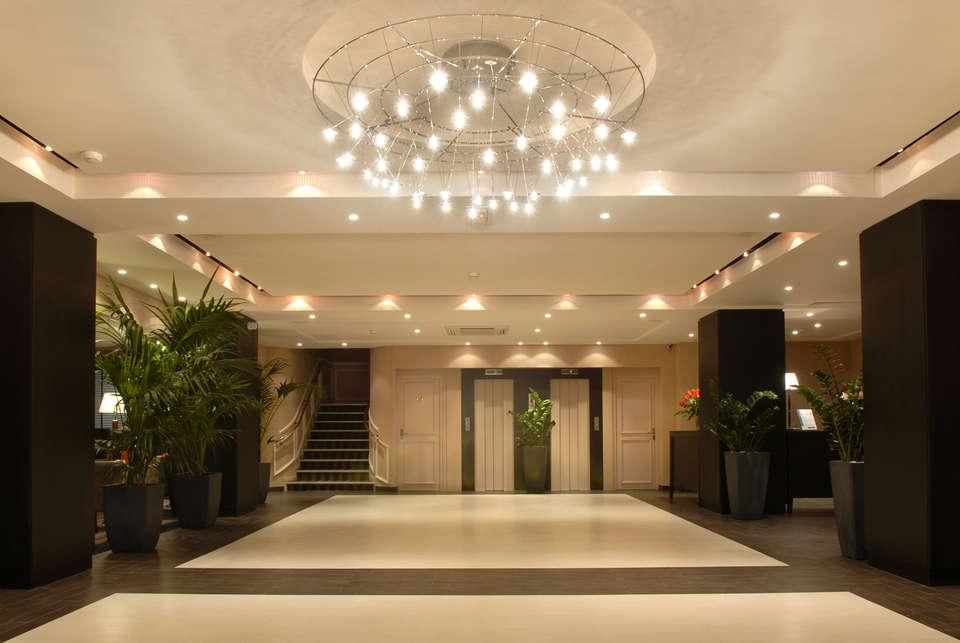 Le Cannes Palace - Hall d'entrée