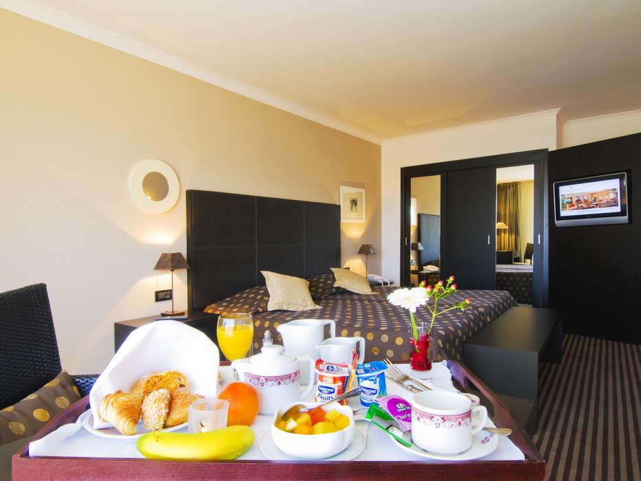 Le Cannes Palace - Salle de petit déjeuner