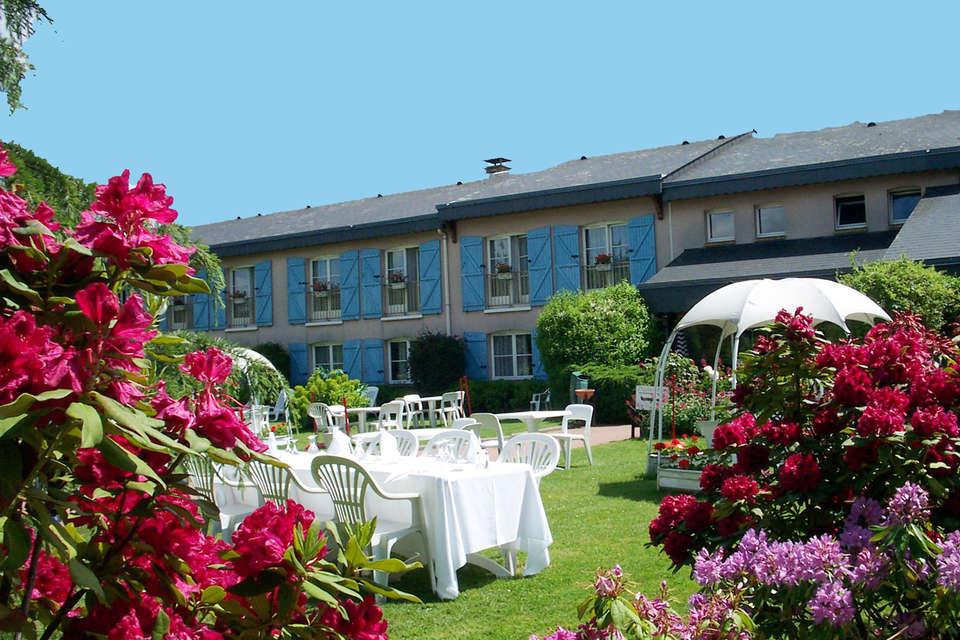 Hotel The Originals Rouen Nord (ex Qualys-Hotel) - Terrasse