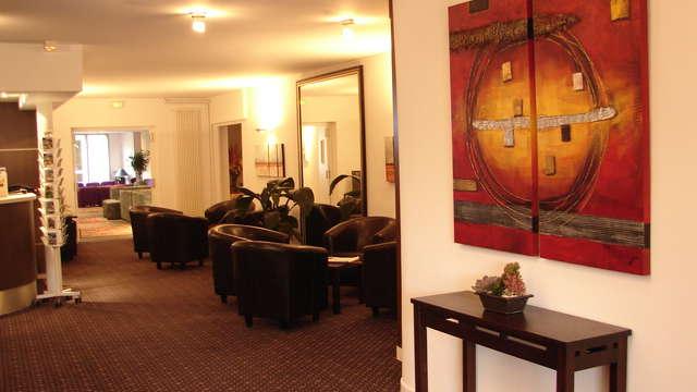 La Berteliere The Originals Relais ex Qualys-Hotel