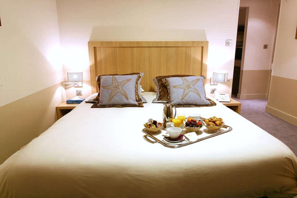 Trinité Hôtel - Chambre confort