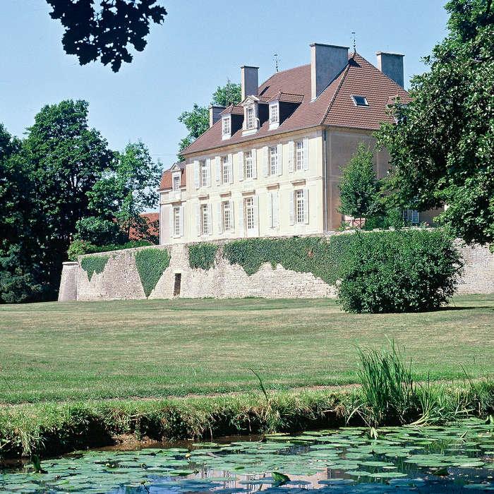 Château de Rigny  - Façade