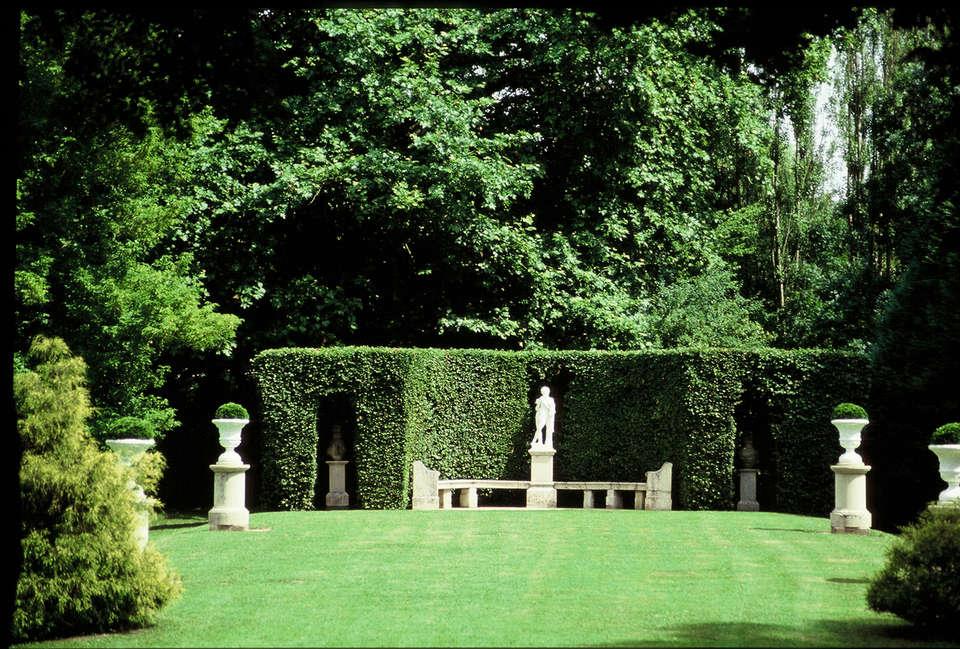 Château de Rigny  - Jardins, parc