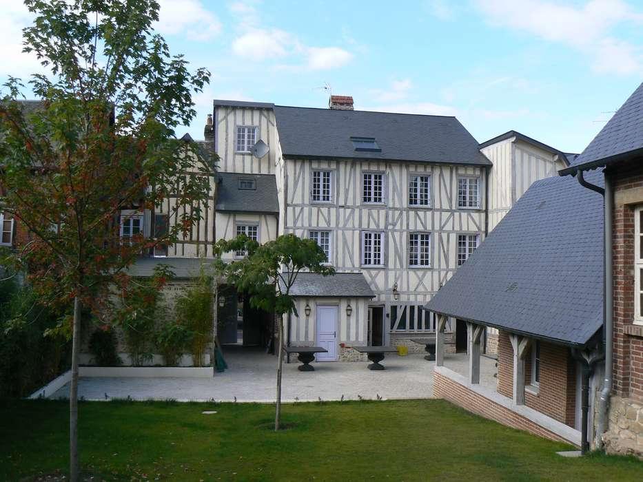 Hôtel du Grand Cerf & Spa - Front