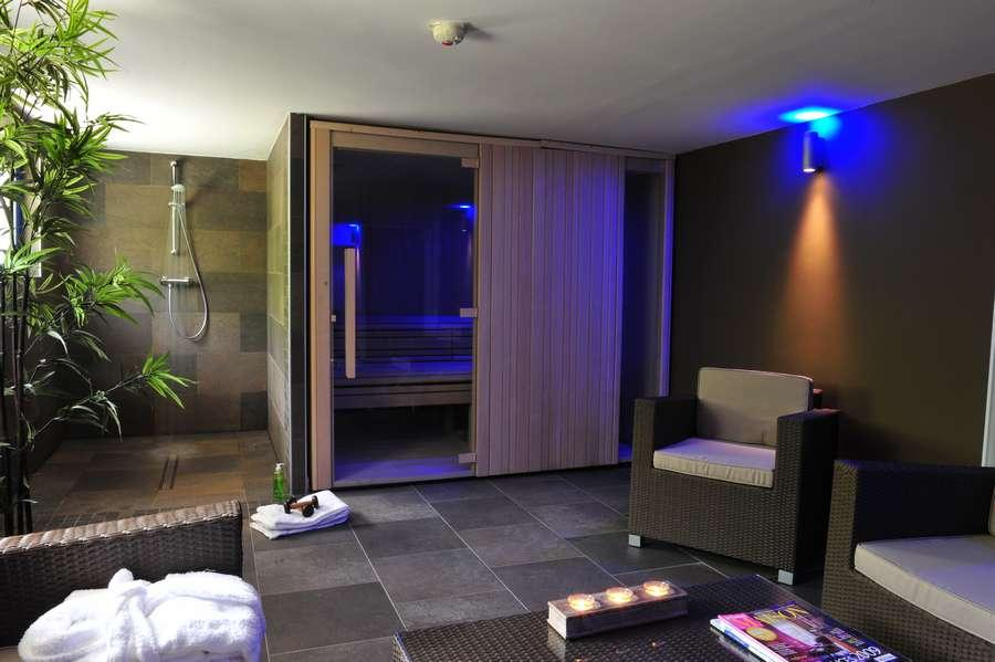 Hotel La Plage - Damgan  - Sauna
