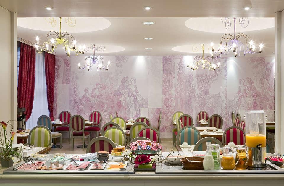 Mercure Relays du Château Rambouillet - Salle de petit déjeuner