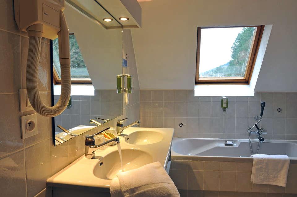Le Saint Barnabé & Spa - Salle de bain