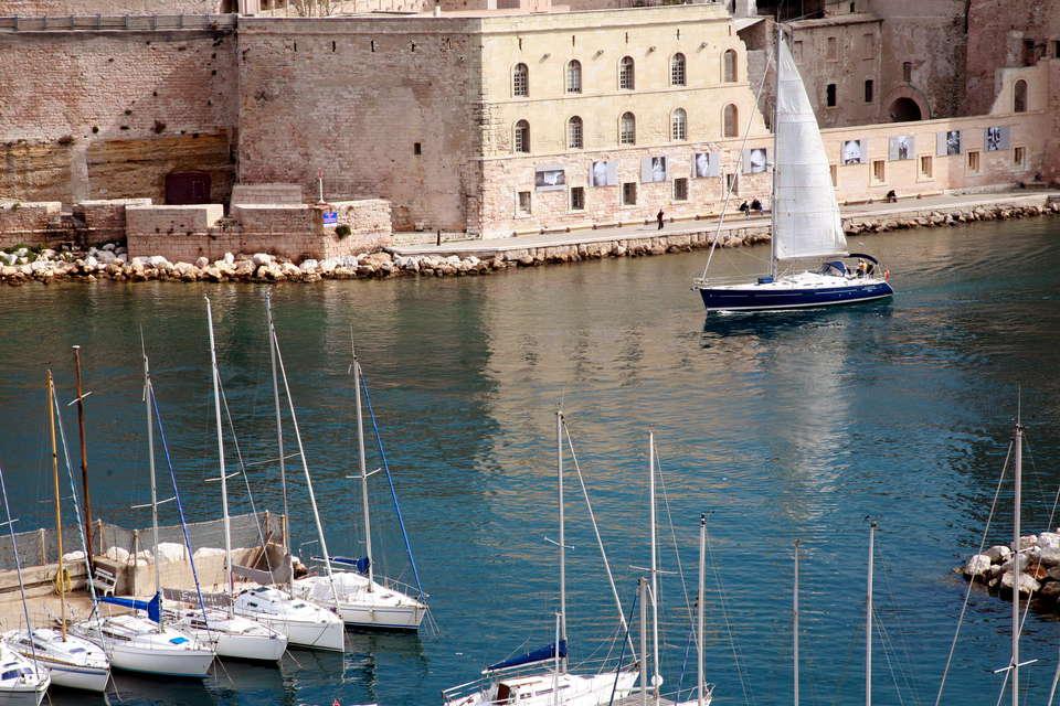 Sofitel Marseille - Paysage