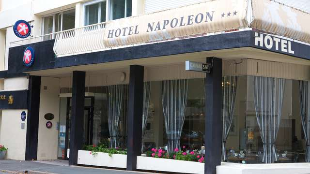 The Originals City Hotel Napoleon La Roche-sur-Yon Inter-Hotel