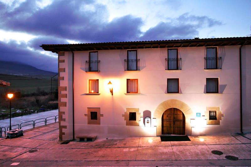 Hotel Agorreta - Front