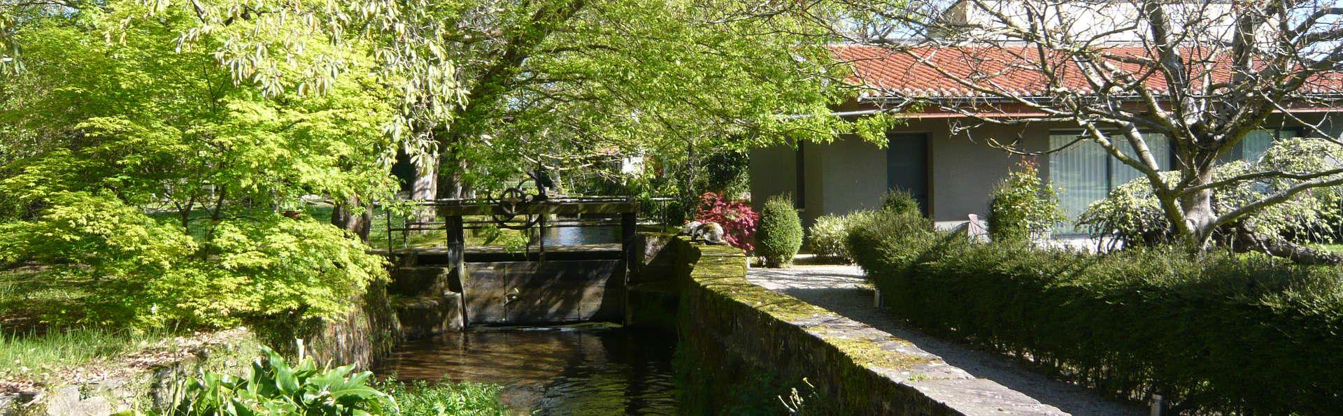 Hotel Jardín de Carrejo - View from hotel