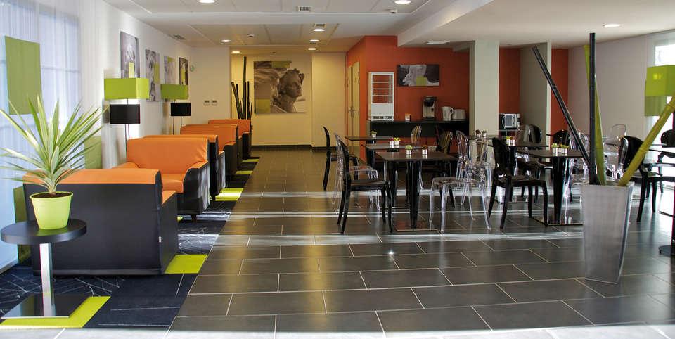 Lagrange City Montpellier  - Breakfast