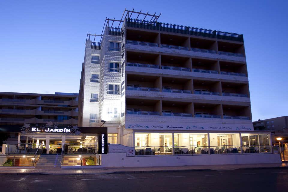 Hotel Meridional - Façade