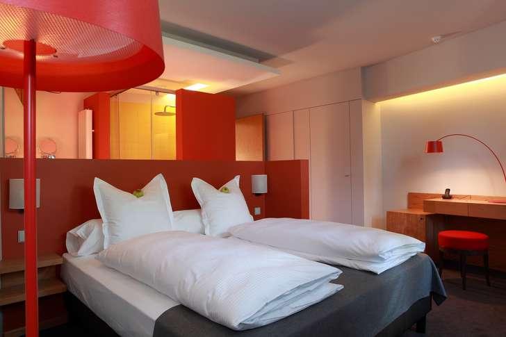 Week end h tels design esch sur alzette avec d gustation for Hotel design gand