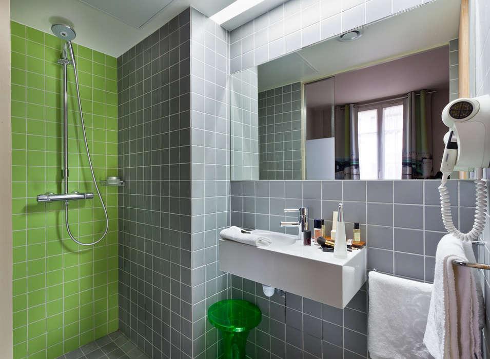 Hôtel Glasgow Monceau - Salle de bain