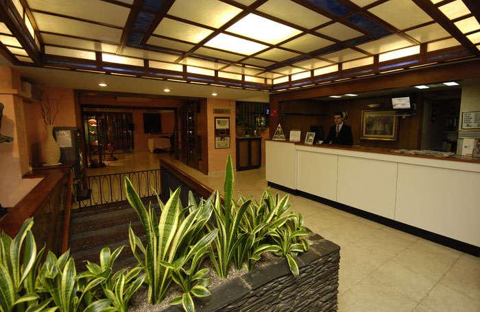 Hotel Restaurant Travé - Réception