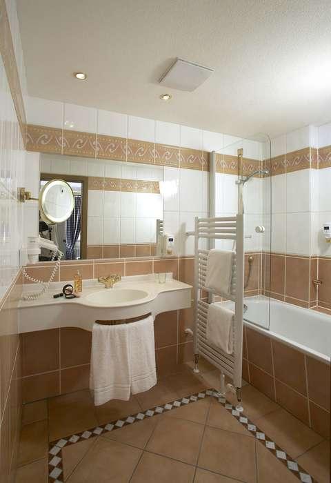 Hotel Alte Bauernschänke - Bathroom