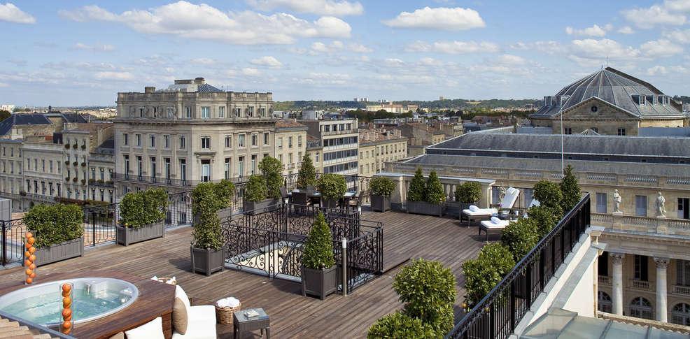 Préférence Grand Hôtel de Bordeaux & Spa 5* - Bordeaux, France JP38