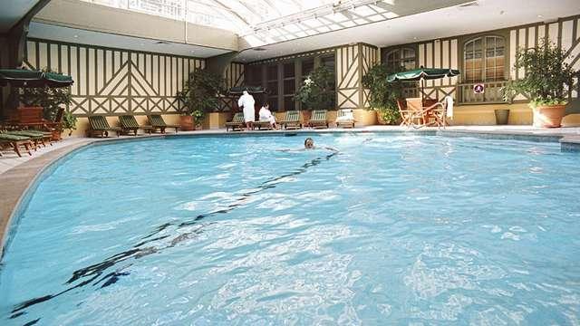 Hotel Barriere Le Normandy Deauville - - DEA NDY