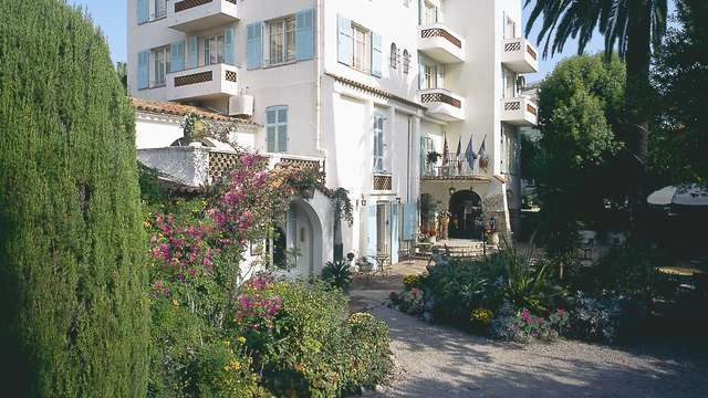 Hotel Le Pre Catelan