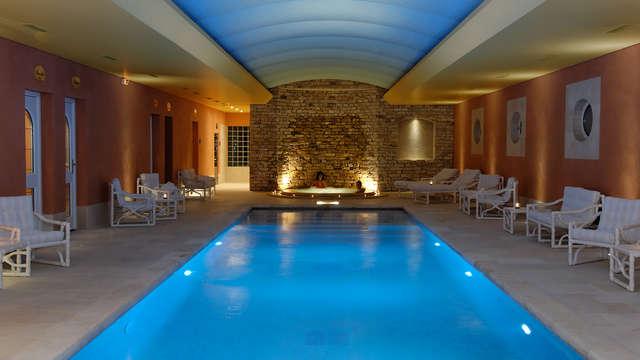Auberge de Cassagne et Spa - Auberge de Cassagne SPA piscine