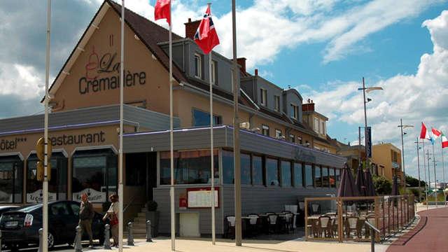 La Cremaillere Cote Mer et Hotel Cote Jardin - La cremailliere le Gytan mer