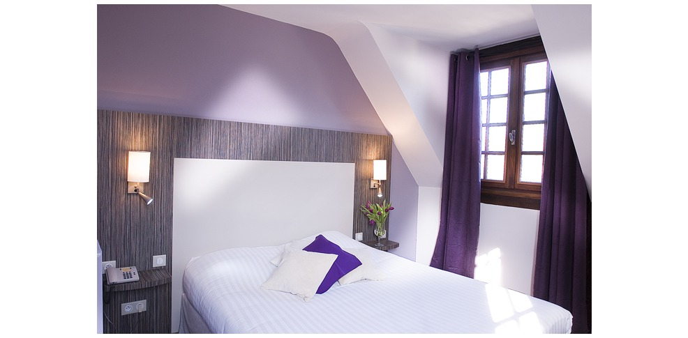 Stunning Chambre Adulte Parme Et Blanc Photos - Yourmentor.info ...